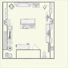 dafer woodworking shop floor plans