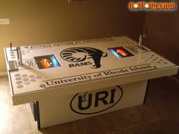 custom beer pong tables the beer pong table that changed them all uri history of
