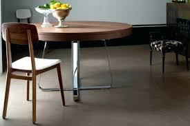 table de cuisine ronde avec rallonge table ronde cuisine design table ronde cuisine design table en bois