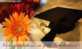 happy graduation day time for a new beginning higreetings