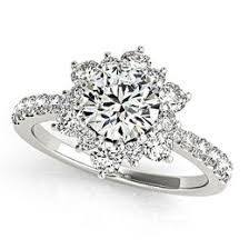 flower engagement rings flower diamond ring ideas collections