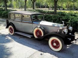 roll royce limousine 1932 rolls royce phantom ii huntington limousine