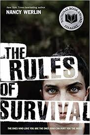 Of Survival The Of Survival 9780142410714 Nancy Werlin Books