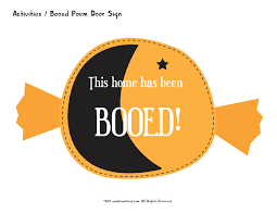 you u0027ve been booed poem the switch witch