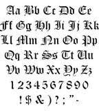 fancy fonts name tattoomagz