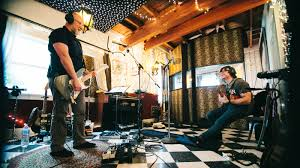 Radio Microphone Talk And Music About Hear Ryan Adams And Bob Mould Play Music And Talk About Everything