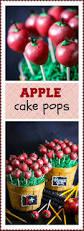 Halloween Cake Pops Pinterest by Best 25 Apple Cake Pops Ideas Only On Pinterest Cakepops Cake