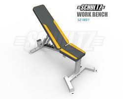 decline flat gym bench