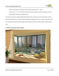 Curtains Inside Window Frame How To Measure Curtains And Rods Curtains 4 Australia