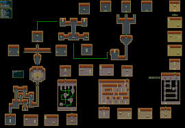 Suikoden World Map by Print Page Suikoden 1 And 2 Ps1
