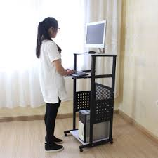 stand up desk standing computer desk manufacturer from changzhou