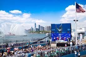 The Flag Of New York Formula E Innovations Speed Up New York Enel Com Br
