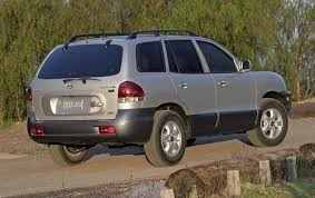 suv of hyundai used 2005 hyundai santa fe suv pricing for sale edmunds