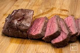 cuisiner viande à fondue pièce à fondue basse température recette 61 degrés