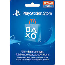 psn gift card sony playstation store 50 gift card 3002072 b h photo