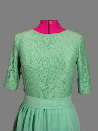 mint green bridesmaid dress with sleeves mint lace bridesmaid
