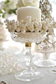 Candle Holders Decorated With Flowers Best 25 White Candles Ideas On Pinterest White Magic Spells