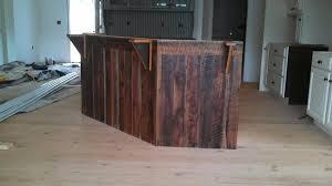 barnwood kitchen island barnwood countertop and kitchen island by mc269 lumberjocks