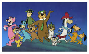 the huckleberry hound show cartoonatics january 2011
