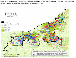 Cwru Campus Map Attending Cleveland Preschools Increases Third Grade Reading