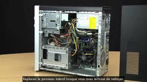 ordinateurs bureau réduire la chaleur et le bruit du ventilateur dans les ordinateurs