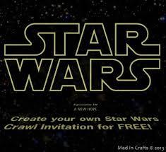 best 25 star wars invitations ideas on pinterest star wars