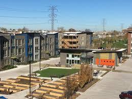 Urban Gardens Chicago City Gardens U201d A Cha Mixed Income Development Has Grand Opening
