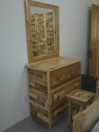 Pallet Bedroom Furniture Bedroom Furniture Refurbish With Pallets Regarding Pallet Bedroom