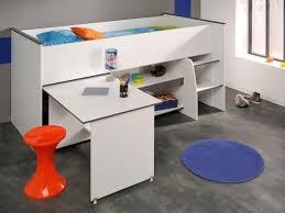 lit sureleve avec bureau commander un lit surélevé avec bureau meubles pour votre