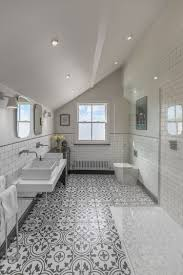 Bathrooms St Albans Victorian Terraced Townhouse St Albans Bluebrick And Steel