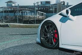 Lamborghini Huracan White Black Rims - lamborghini huracan wheels brixton forged wheels