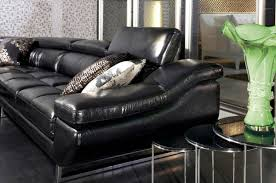 Cheap Black Leather Sectional Sofas Vg 77 Black Leather Sectional Sofa Leather Sectionals