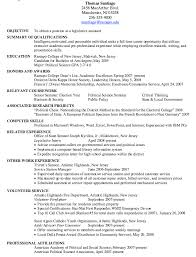 Example Of Government Resume by Sample Of Legislative Assistant Resume Http Resumesdesign Com