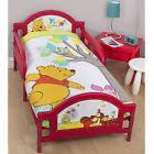 Junior Cot Bed Duvet Set Winnie The Pooh Junior Cot Bed Toddler Duvet Set Bundle 4 In 1 Ebay