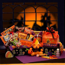 Halloween Baskets Gift Ideas Candy Gift Baskets Ideas Best Decor Things