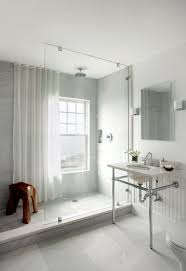 Bathroom With Open Shower Set Your Shower Free Open Shower Renovation Inspiration