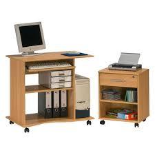 Mobile Computer Desks Workstations 64 Best Home Office Computer Desks Images On Pinterest Drawers