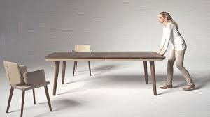 outdoor table tennis dining table would this magic table make the greatest ping pong table ever yes