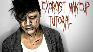 Exorcist Makeup Tutorial Nyx Face Awards Alex Faction Youtube
