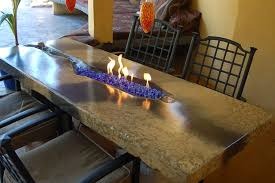 Personalized Fire Pit by Steven Kroo Concrete Jungle Spicewood Tx