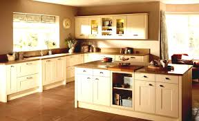 kitchen design with off white ivory shaker kitchen cabinets gray