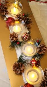 Christmas Centerpiece Craft Ideas - 144 best christmas candles images on pinterest beautiful