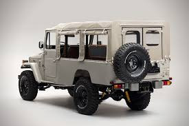 classic land cruiser 1981 toyota land cruiser fj45 troopy hiconsumption