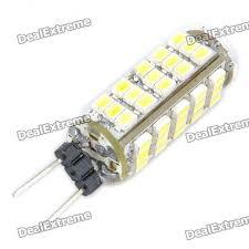 ge led light bulbs cheap g4 4w 6500k 270 lumen 68 0805 smd led white light bulb dc 12v