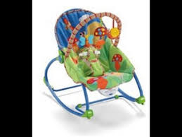 Infant Rocking Chair Fisher Price Infant To Toddler Rocker Bug Friends Youtube