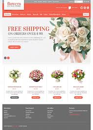 Best Online Flowers Premium Flower Store Prestashop Themes For Online Flower Shop