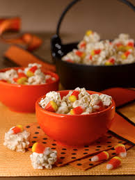savory halloween appetizers recipes with popcorn