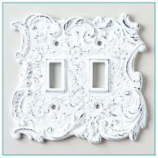 Mesmerizing Decorative Light Switch Covers Ceramic Switch Plates