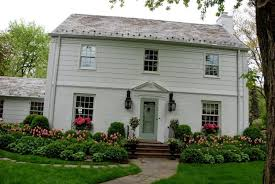 house landscaping ideas colonial house landscaping ideas front landscaping