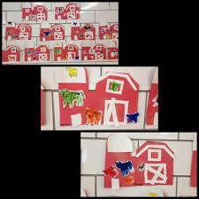 b is for barn preschool farm craft my preschool projects